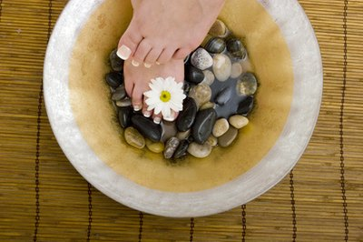 The Best Foot Baths