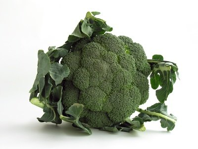Broccoli is a healthy, low-glycemic vegetable.