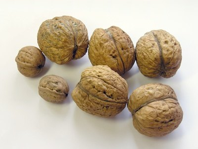 Keep walnuts on hand for their omega-3 properties.