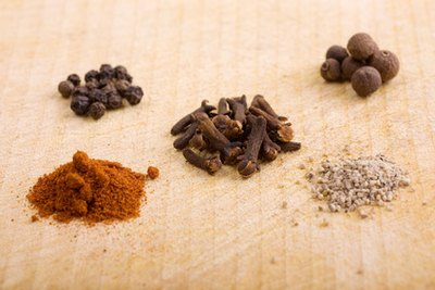 Thermogenic spices help raise your metabolism.