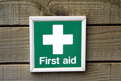 First aid can make all the difference when trying to survive an emergency.