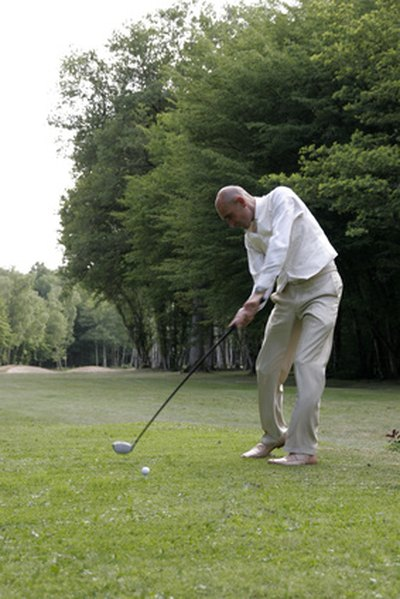 Other factors influence distance, such as golf ball rotation.