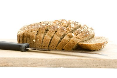 Bread made with roasted squash seeds is high in protein, fiber and flavor.