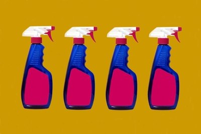 How to Wash Bleach Off of Your Skin