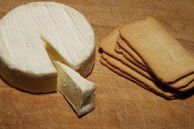 Brie contains high levels of bacteria dangerous to a weakened immune system.