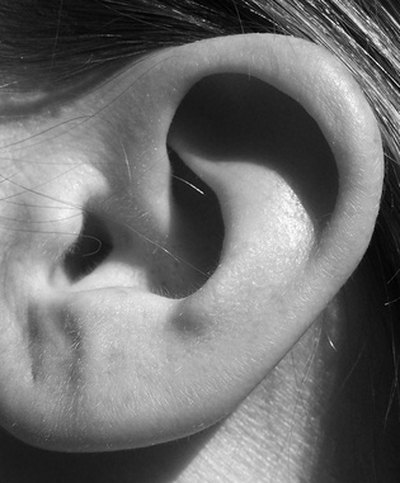 Earaches can be caused by bacteria, viruses or earwax