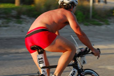 Bicycling can aggravate prostate pain due to prostatitis.