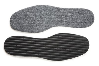 Insole cushions can help relieve back pain.
