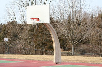 How to Install Chain Basketball Nets