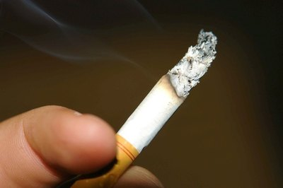 How to Clear Mucus From Smoking