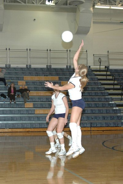 Volleyball Scoring Rules
