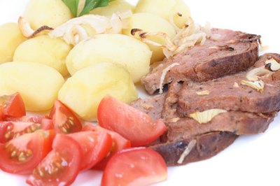Healthy Diets for Meat and Potato Eaters