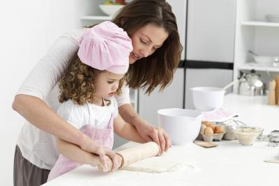 Home cooked meals are going to be healthiest for your child.
