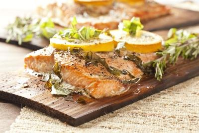 Consume plenty of Omega-3 Fatty Acids