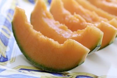 Eating melon will help you stay hydrated.