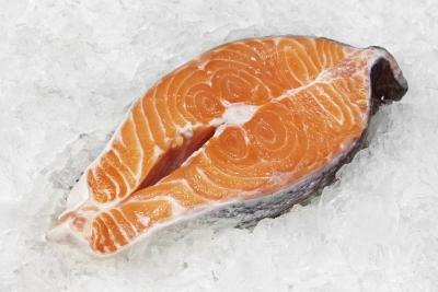 Low cholesterol meat fish livestrong com for Cholesterol in fish