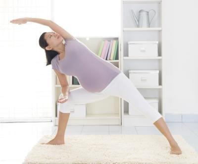 safe gym exercises during pregnancy  livestrong