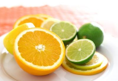 Eat foods high in vitamin C.