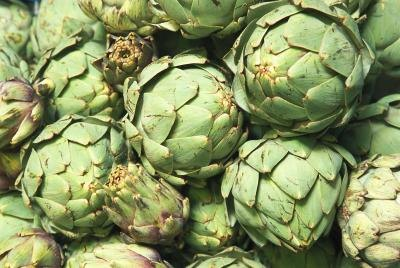 Cooked artichokes are the highest antioxidant veggie.