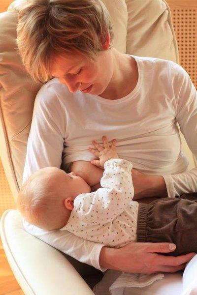 breastfeed mrsa mastitis