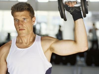 best ab exercises for men using dumbbells  livestrong
