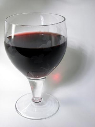 Each varietal of red wine has a slightly different calorie content.