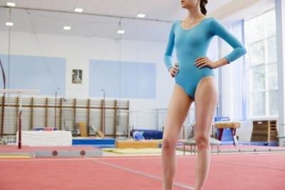 Do Gymnasts Wear Shoes