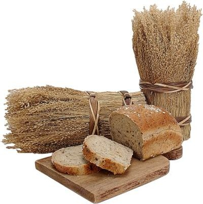 Choose whole grains over processed breads, rice and pasta.
