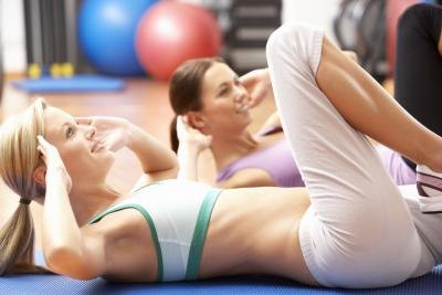crunches and leg lifts are good for core strengthening