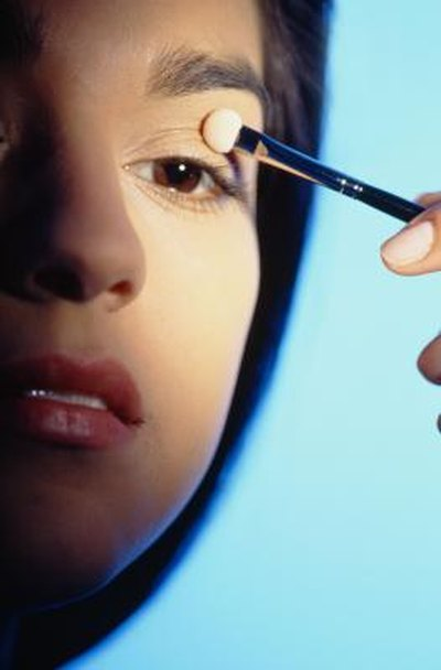 Make Up Allergie Symptome