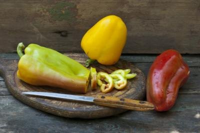 Nutritional Value of Banana Peppers