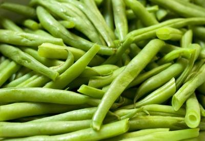 Turn your green beans into a lighter side dish.
