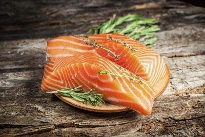 Fish is a good source of omega-3 fatty acids.