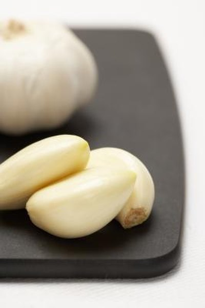 Garlic is approved in Germany for treating high blood pressure.