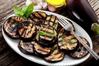 Eggplant helps maintain a healthy heart.