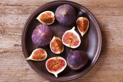 Packed with protein, figs are a natural aid for weight control.