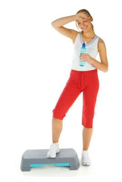 Step Workout: Step-Aerobics Instructor Training