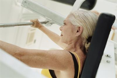 beginning weightlifting programs for women over 40