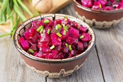 Beets contain naturally occuring sodium.