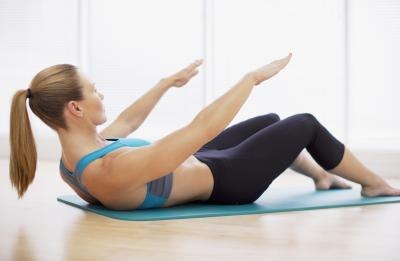 how to get a flat stomach  small waist
