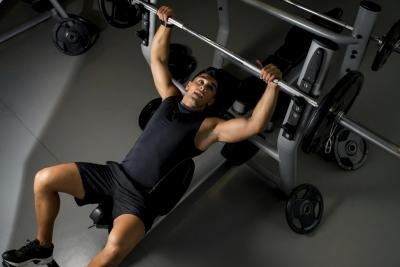 Shoulder Press to Bench Press Ratio
