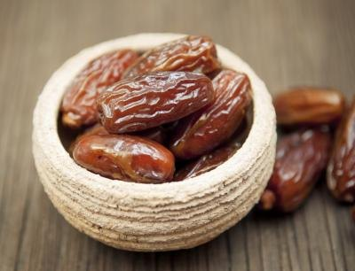 Dates will give you about 740 mg of potassium.
