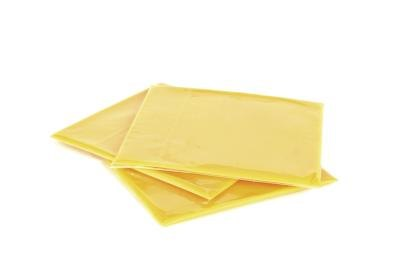 Processed cheese has higher than natural levels of aluminum.