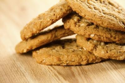 Partially hydrogenated oils are found in prepared baked goods and cookies.