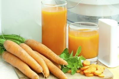 A lot of fiber is lost in juicing.