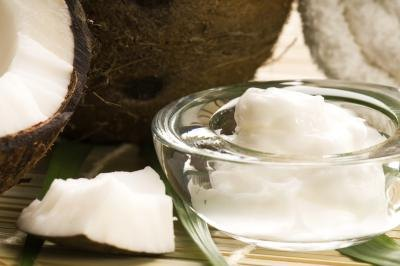 Coconut oil is actually higher in saturated fatty acids than butter.