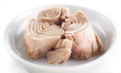 Canned tuna may even contain soy.