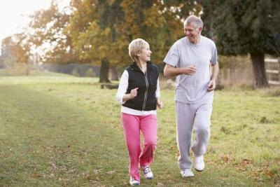 Power walking may be better suited for you if you have low-bone density.
