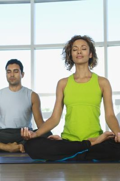 meditation and yoga can also help weight loss