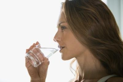 Drink lots of water to flush out your system.